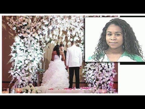 Woman who put $50k wedding on company credit card arrested and charged