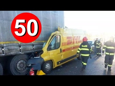 watch Car Crashes Compilation # 50 - 2015 NEW - CCC :)
