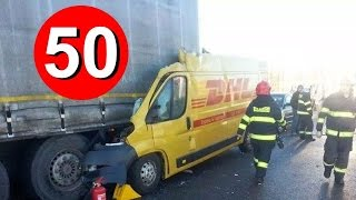 Car Crashes Compilation # 50 - 2015 NEW - CCC :)