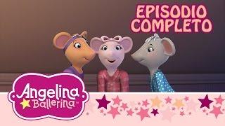 """Angelina Ballerina Latinoamérica – """"Angelina y su Pijamada"""" y """"El Ensayo Ruidoso"""" (Nuevo Episodio)"""