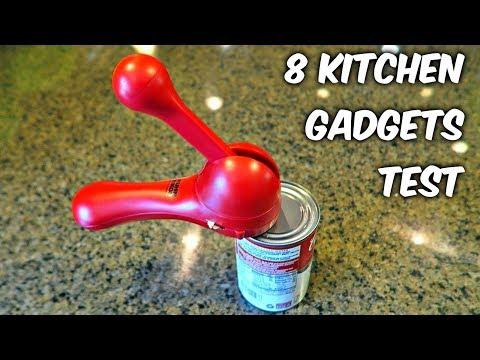 8 Kitchen Gadgets put to the Test - part 12
