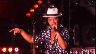 Bruno Mars  Natalie Live At Rock In Rio Usa 2015