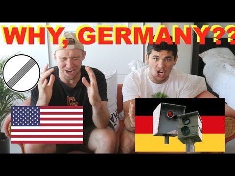 5 Things NORMAL in Germany that will CONFUSE Americans