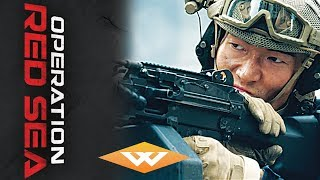 OPERATION RED SEA (2018) Official Trailer   Chinese Action War Film