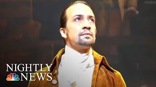 'Hamilton' Begins Three-Week Run In Puerto Rico, With Lin-Manuel Miranda | NBC Nightly News