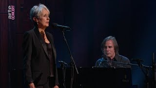 «Before the deluge». Joan Baez and Jackson Brown. Live at the Beacon Theater of New York