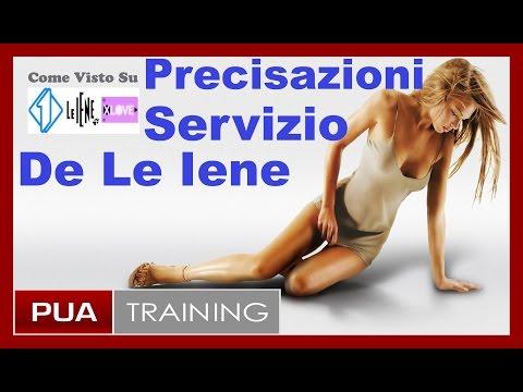 Precisazioni Servizio Iene Corsi Di Seduzione PUATraining XLove Italia 1