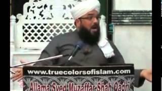Deobandi Wahabi Gustakh Kyon Hain? by Allama Syed Muzaffar Hussain Shah Sb