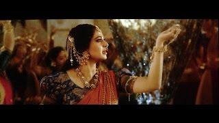 Kanha soja jara hindi BAHUBALI 2 SONG with anuskha photobook