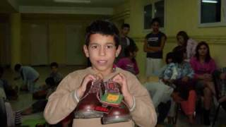 Niss Tinca-Life and light (shoes for kids)