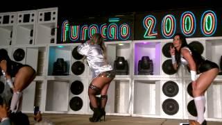Maysa e As Abusadas - Sento Relaxando - Gravação DVD Furacão 2000 Funk De Verdade