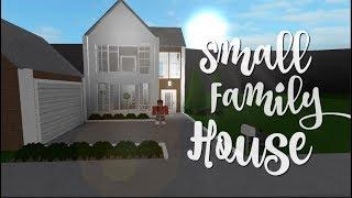 Bloxburg: Small Family House 30k