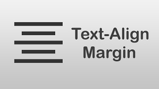 [ Arabic Tutorials ] Text Align vs Margin Auto And How Margin Auto Work