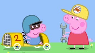 Peppa Pig English Episodes | 1 Hour of Peppa Pig! | Cartoons for Children