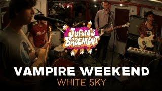 Vampire Weekend - White Sky - Juan