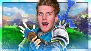 FINDING THE MASTER SWORD!
