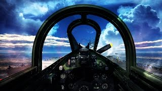 War Thunder Sim - Thrustmaster T.Flight Hotas 4