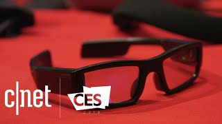 Vuzix Blade: Glasses with built-in Alexa, AR games