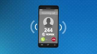 Korek Telecom - Safe Number 244  -  Arabic