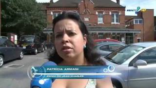 ACONTECEU REDE TV -JEAN CHARLES - FRANZ VACEK - PARTE DOIS