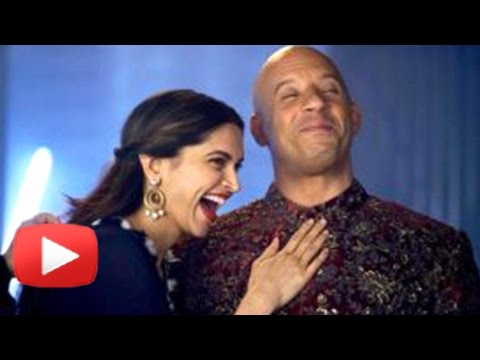 Deepika Padukone BIRTHDAY SURPRISE Celebration With Vin Diesel | XXX Return Of Xander Cage