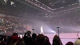 Drake brings out BAD BUNNY to perform MIA