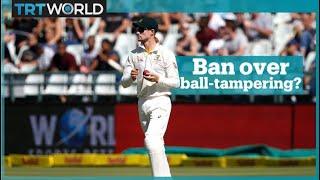 Australia's ball-tampering scandal