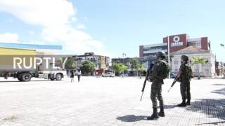 Brazil: Over 1,000 troops deployed in Natal following gang attack on police station