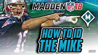 MADDEN 18 ID THE MIKE Tips and Tutorial