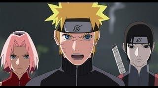 Naruto Shippuden movie 3 trailer HD