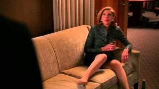 Christine Baranski Pantyhose Feet and Soles (Good Wife, Diane Lockhart)