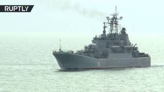 2,500 soldiers, 600 pieces of equipment: Russian Airborne Forces kick off drills in Crimea