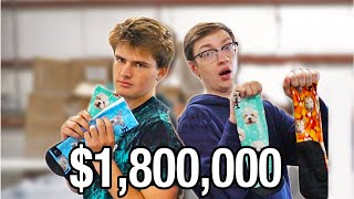 How These Teens Made $1.8M Selling Socks