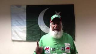 Pti Scotland with Chacha cricket in Glasgow