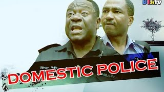 DOMESTIC POLICE 2 - 2015 LATEST NOLLYWOOD MOVIE