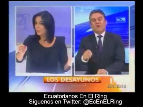 María Josefa Coronel pierde los estribos con José Serrano María Josefa Coronel