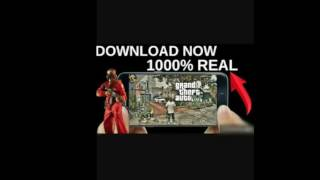 How To Dowenlod Real GTA 5😲😲 In Android 1000% Work√