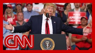 CNN reporter: We don't know where Trump got this number