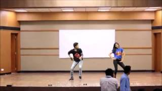 VIT dance performance   ramcharan kunfukumari song   bruce lee   bharathkanth   YouTube