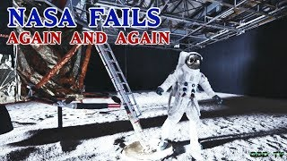 NASA Fails Again & Again | Space is Fake | Glitch on the ISS ▶️️