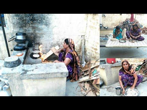 Xxx Mp4 Indian Village Woman Making Roti Village Life Of Punjab India Rural Lifestyle In India 3gp Sex
