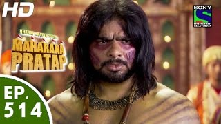 Bharat Ka Veer Putra Maharana Pratap - महाराणा प्रताप - Episode 514 - 28th October, 2015