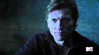 Teen Wolf: Deucalion breaks Theo's neck