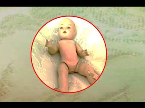 5 Haunted Dolls Caught On Tape