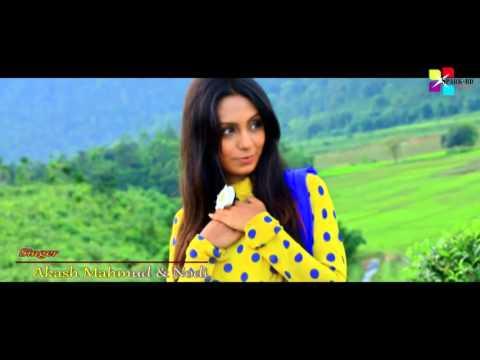 Vorer Pakhi Bangla Music Video 2015 By Akash Mahmud & Nodi HD 720p BDMusic420 com