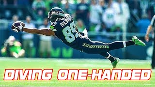 NFL Best Diving One-Hand Catches Ever