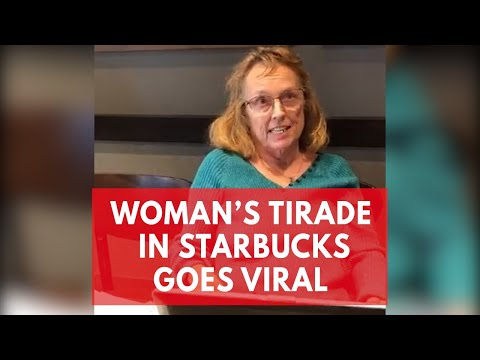 Xxx Mp4 Use English Only Woman Launches Starbucks Tirade Against Customers Speaking Korean 3gp Sex