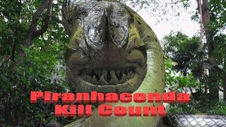 Piranhaconda: Kill Count