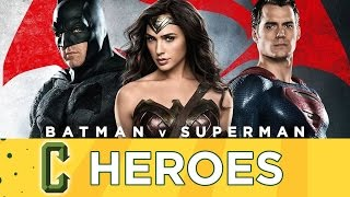Batman v Superman Ultimate Edition Spoilers Review - Collider Heroes