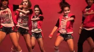 Next Generation Dancers - Sierra Neudeck - Floor Rookies (The Rage)